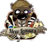 New Lemurs logo