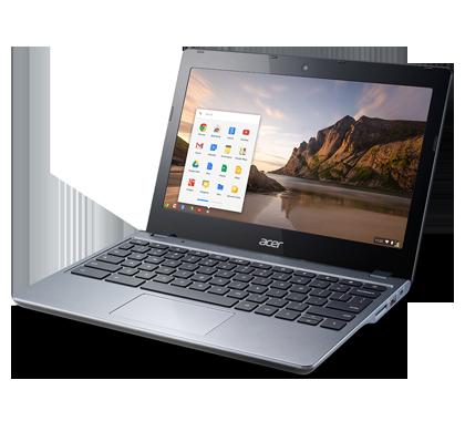 Acer C720 Chromebook image